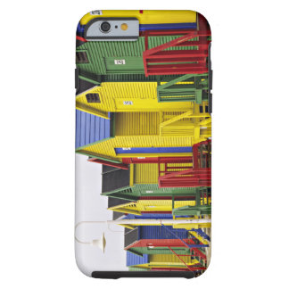 South Africa, Western Cape, St James. Colorful Tough iPhone 6 Case