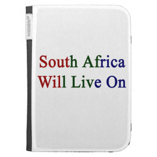 South Africa Will Live On Case For The Kindle
