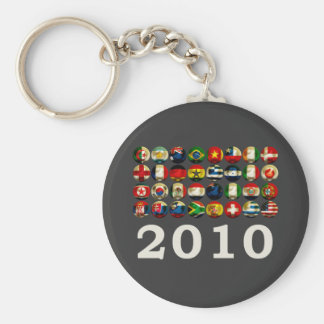 South Africa World 2010 Key Ring