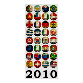 South Africa World 2010 Poster