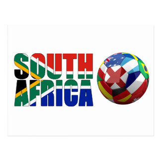 South africa world cup 2010 T-Shirts Postcard