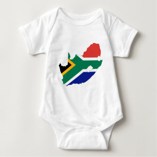 South Africa ZA Baby Bodysuit