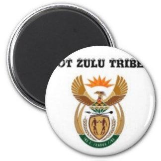 South africa (zulu tribe) magnet