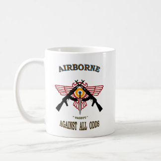 SOUTH AFRICAN AIRBORNE COFFEE MUGS