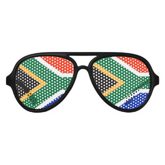 South African Aviator Sunglasses