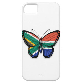 South African Butterfly Flag Case For The iPhone 5