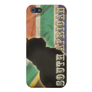 SOUTH AFRICAN CAT LOVER iPhone 5/5S COVER