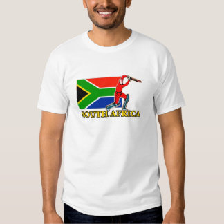 South African Cricket Player T-Shirt