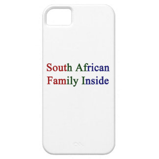 South African Family Inside iPhone 5 Cases