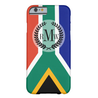 South African Flag Barely There iPhone 6 Case
