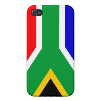 South African Flag Cases For iPhone 4