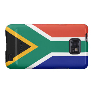 South African Flag Galaxy Case Galaxy SII Covers