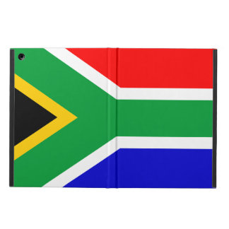 South African Flag iPad Air Covers