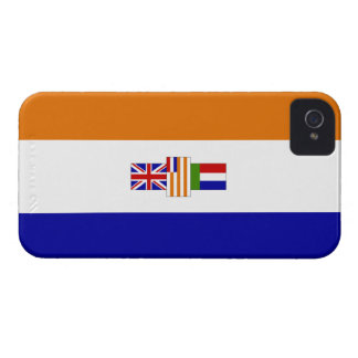 South African Flag iPhone 4 Case