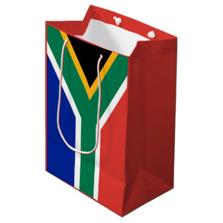 South African flag Medium Gift Bag