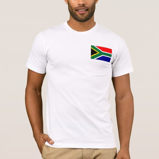 South African Flag T-shirts and Gifts
