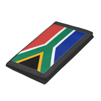 South African flag Wallet