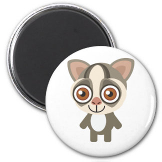 South African Galago - My Conservation Park Refrigerator Magnets