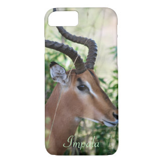 South African Impala profile iPhone 7 Case