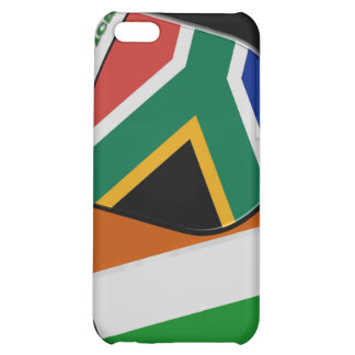 South African & Irish Flag Friendship Badges iPhone 5C Cases