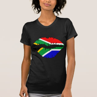 South African Kiss Theme T-Shirt