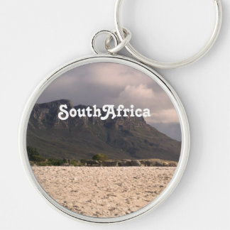 South African Landscape Key Chain