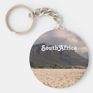 South African Landscape Key Chains