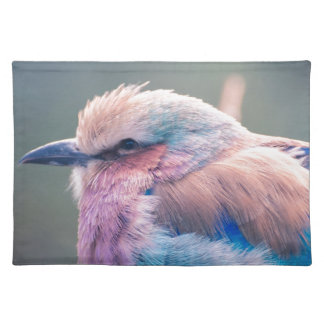 South African Lilac-Breasted Roller Placemat