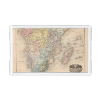 South African Party Acrylic Tray