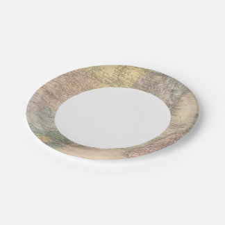 South African Party Paper Plate