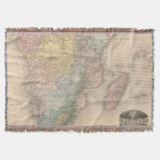 South African Party Throw Blanket