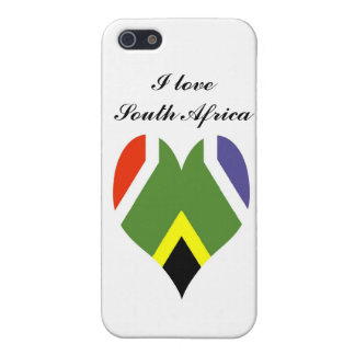 South African peace flag iPhone 5/5S Covers