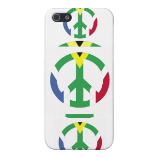 South African peace sign Covers For iPhone 5