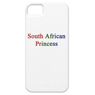 South African Princess Case For The iPhone 5