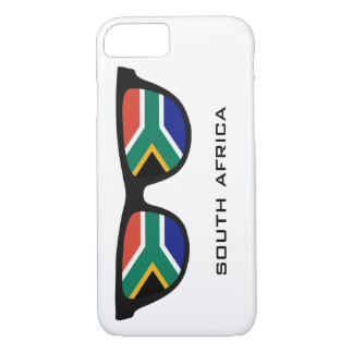 South African Shades custom text & color cases