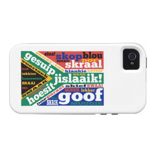 South African slang and colloquialisms iPhone 4 Case