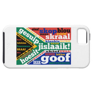 South African slang and colloquialisms iPhone 5 Cover