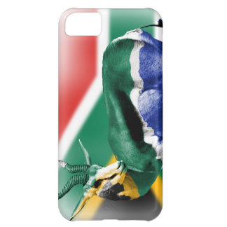 South African Springbock Flag iPhone5 cover iPhone 5C Case