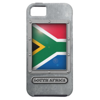 South African Steel iPhone 5 Case