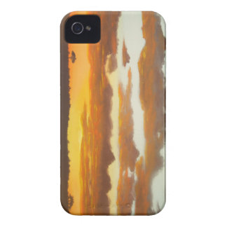 South African Sunset Iphone case iPhone 4 Cover