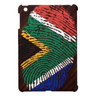 South African touch fingerprint flag iPad Mini Cases