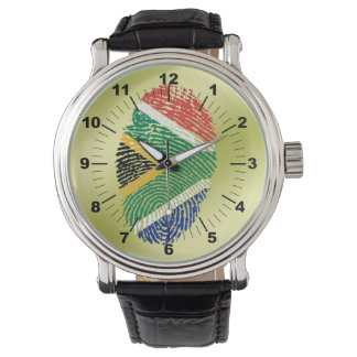 South african touch watch