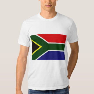 South Africa's Flag T-shirts