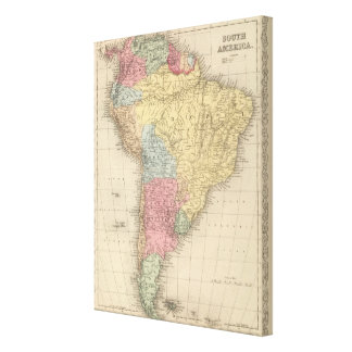 South America 11 Canvas Print