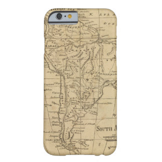 South America 12 Barely There iPhone 6 Case