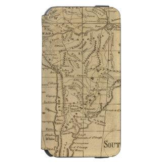 South America 12 Incipio Watson™ iPhone 6 Wallet Case