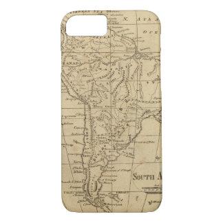 South America 12 iPhone 7 Case