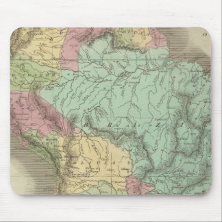 South America 13 Mouse Pad