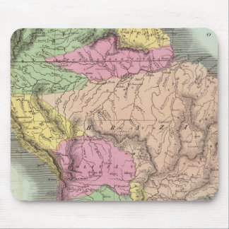 South America 15 Mouse Mat