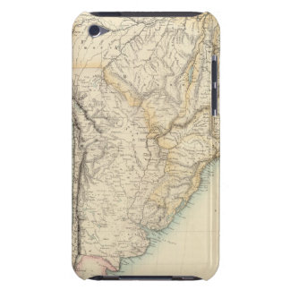 South America 16 Barely There iPod Case